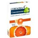 CERESOMA (CEREBIO) C concentracion y atención 20amp.INTERSA