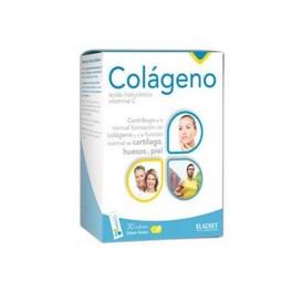 COLAGENO con acido hialuronico y vit.C 30sbrs.ELADIET