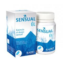 Sensual El - 60 cápsulas- Eladiet
